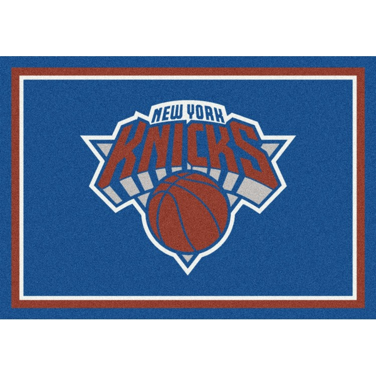 "New York Knicks 2'8""x3'10"" NBA Team Spirit Area Rug"