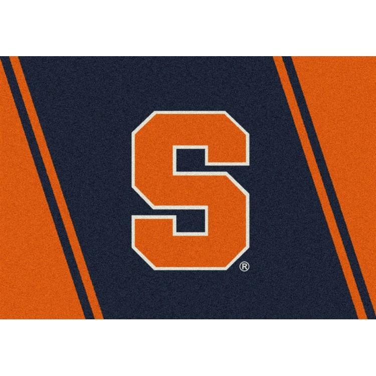 "Syracuse Orange 5'4""x7'8"" College Team Spirit Area Rug"