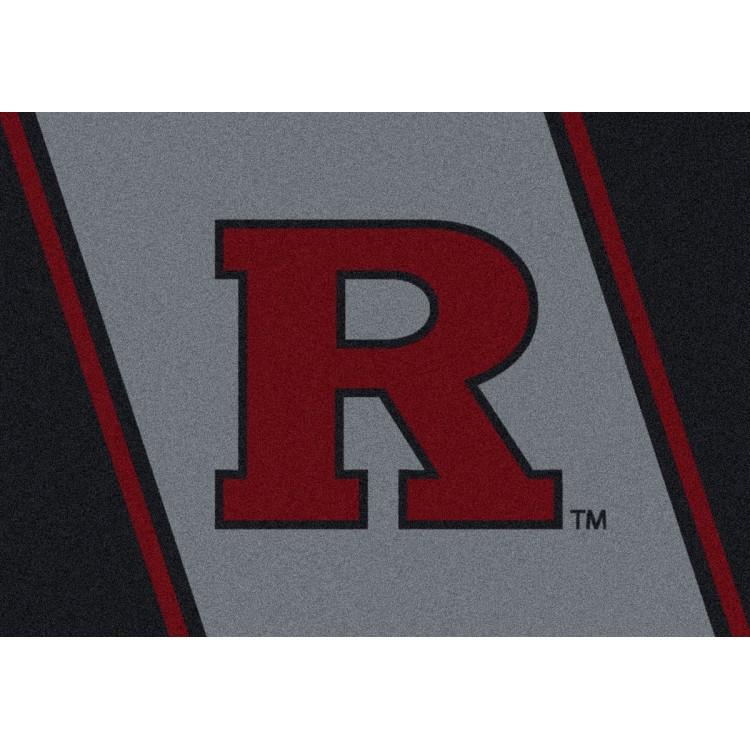 "Rutgers Scarlet Knights 7'8""x10'9"" College Team Spirit Area Rug"