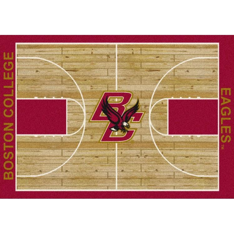 """Boston College Eagles 10'9""""x13'2"""" College Home Court Area Rug"""
