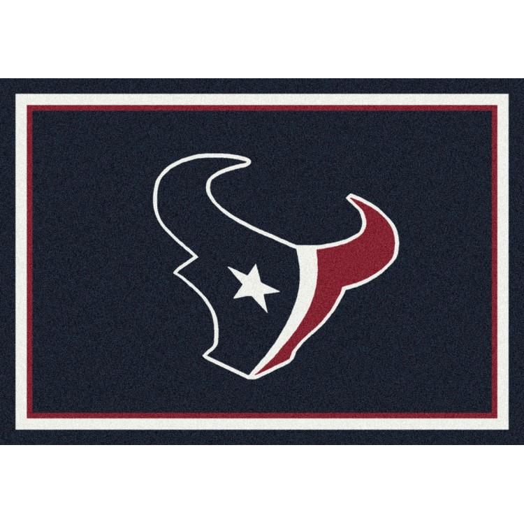 "Houston Texans 2'8""x3'10"" NFL Team Spirit Area Rug"