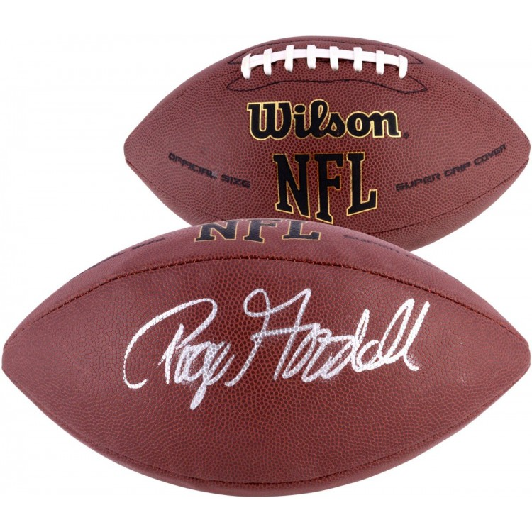 Roger Goodell NFL Autographed Replica Football