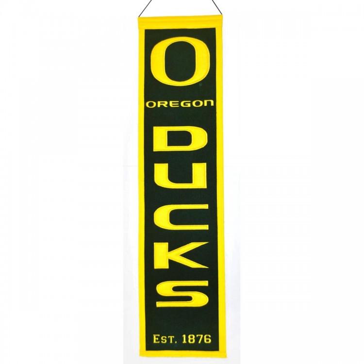 Oregon Ducks Heritage Banner