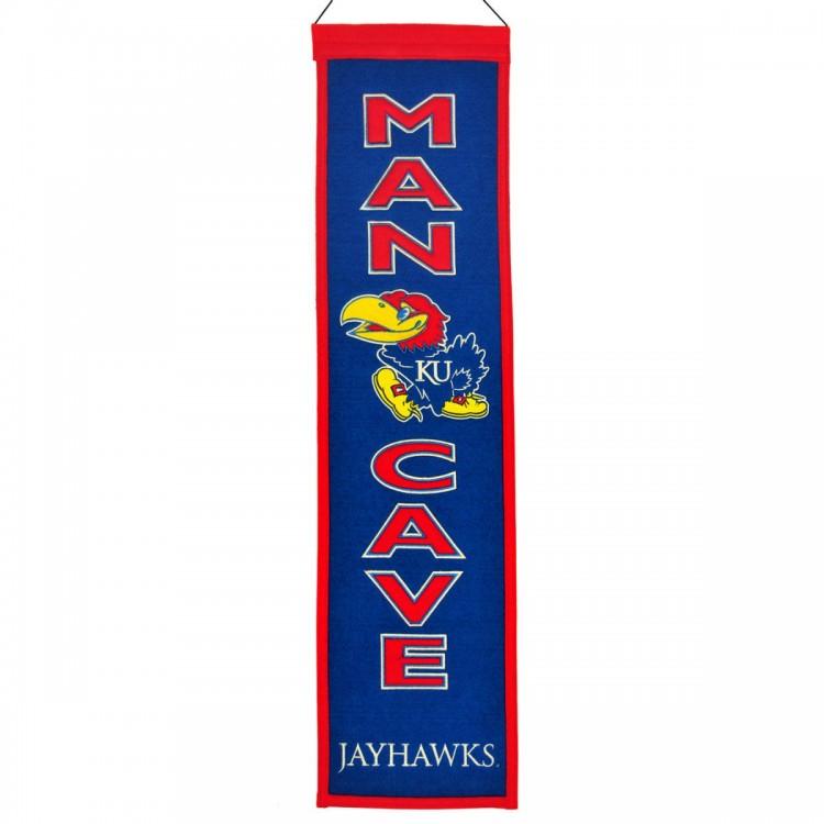 Kansas Man Cave Banner