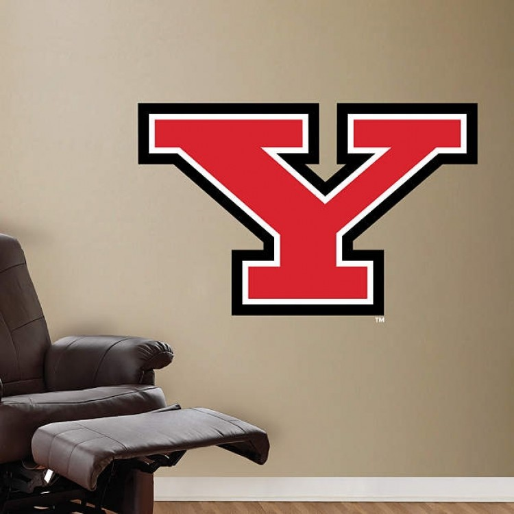 Youngstown State Penguins Logo REAL.BIG. Fathead