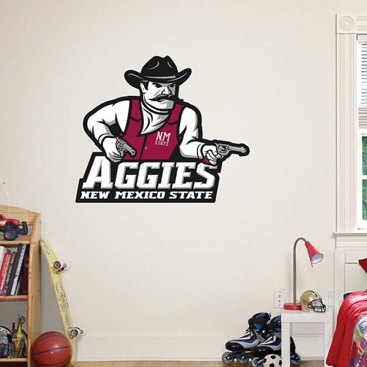 New Mexico State Aggies REAL.BIG. Fathead