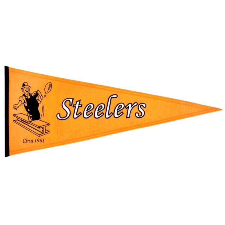 Pittsburgh Steelers Throwback Pennant