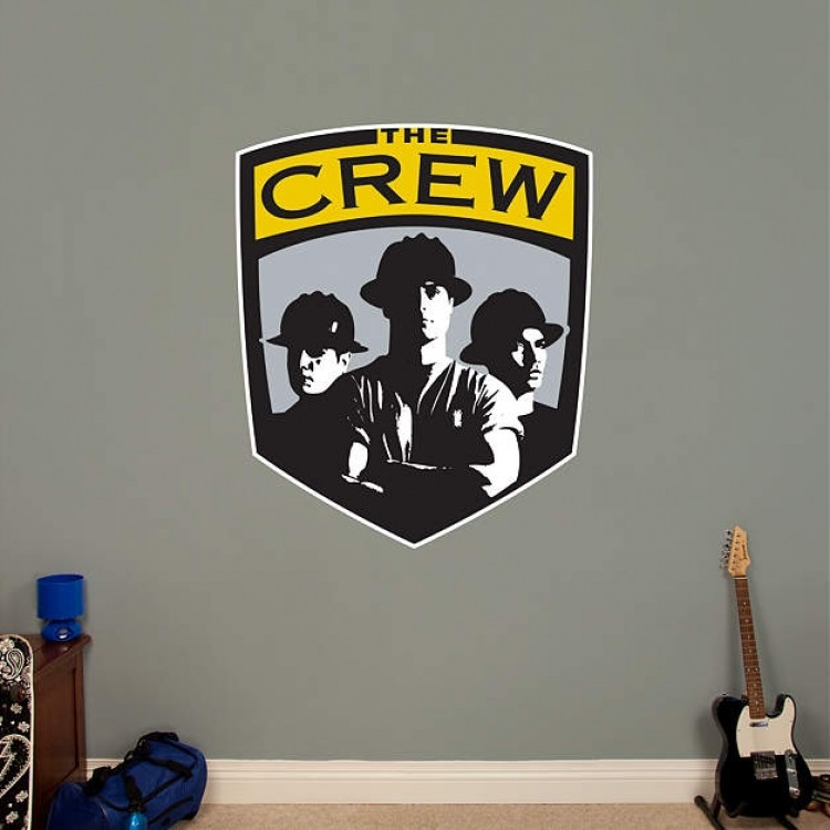 Columbus Crew Logo REAL.BIG. Fathead