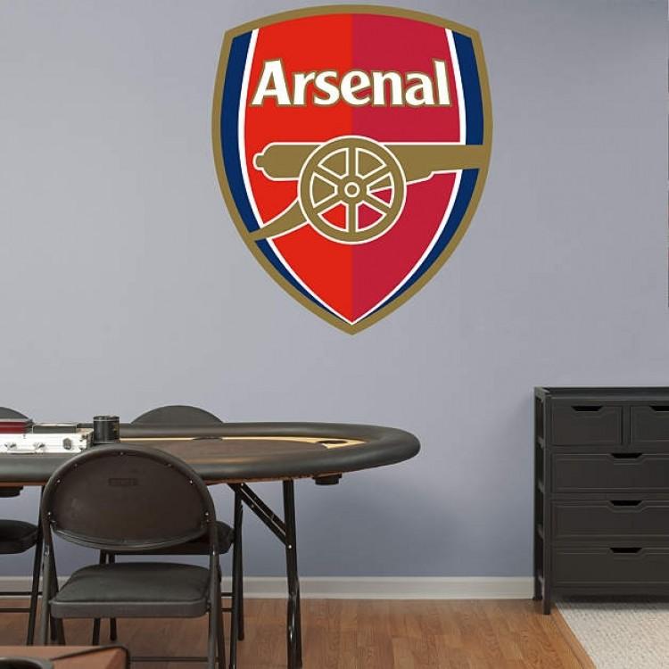 Arsenal Logo REAL.BIG. Fathead