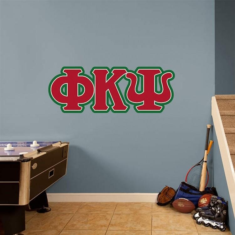 Greek Phi Kappa Psi RealBig Logo REAL.BIG. Fathead
