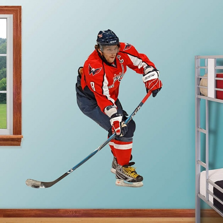 Alex Ovechkin REAL.BIG. Fathead