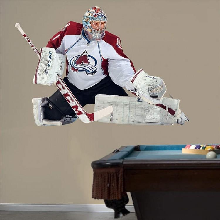NHL Seymon Varlamov 2013-2014 RealBig REAL.BIG. Fathead