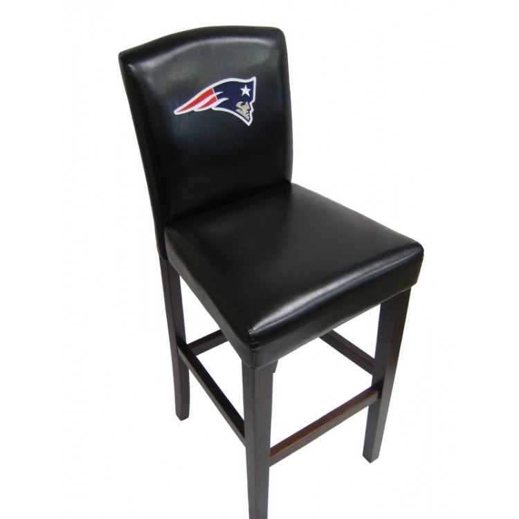 New England Patriots Counter Chair (Set of 2)