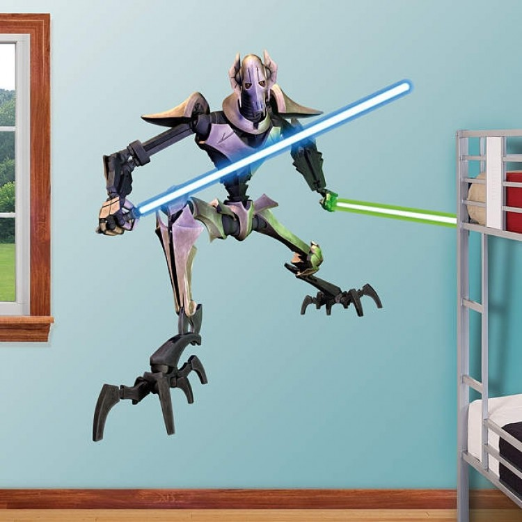 General Grievous REAL.BIG Fathead