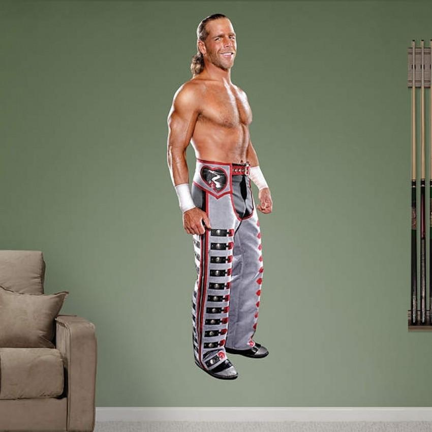 WWE Shawn Michaels REAL BIG Fathead