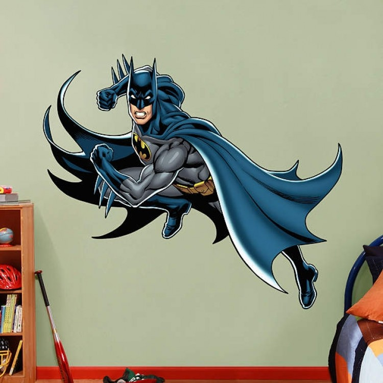 Batman in Action REAL.BIG Fathead