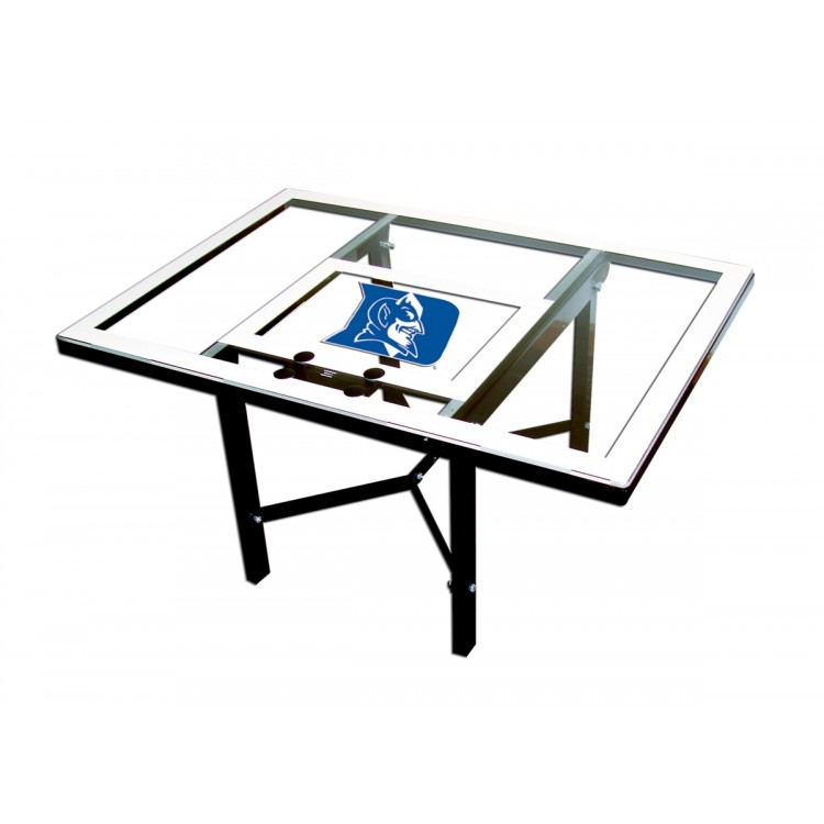 Duke Blue Devils Backboard Coffee Table