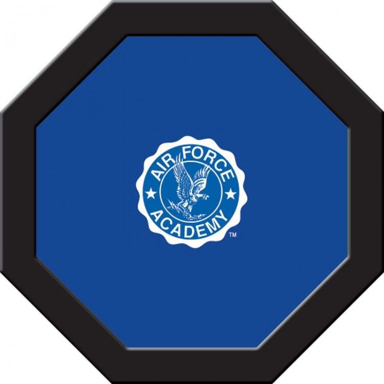 Air Force Falcons Game Table Cloth - Round
