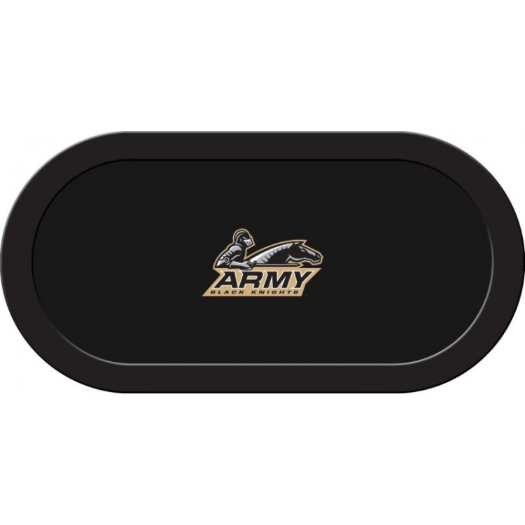 Army Black Knights Game Table Cloth - Texas Hold'em