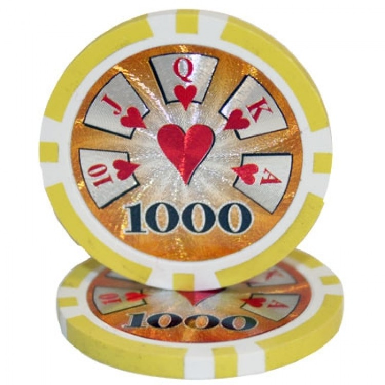 Roll of 25 - Hi Roller 14 gram - $1,000