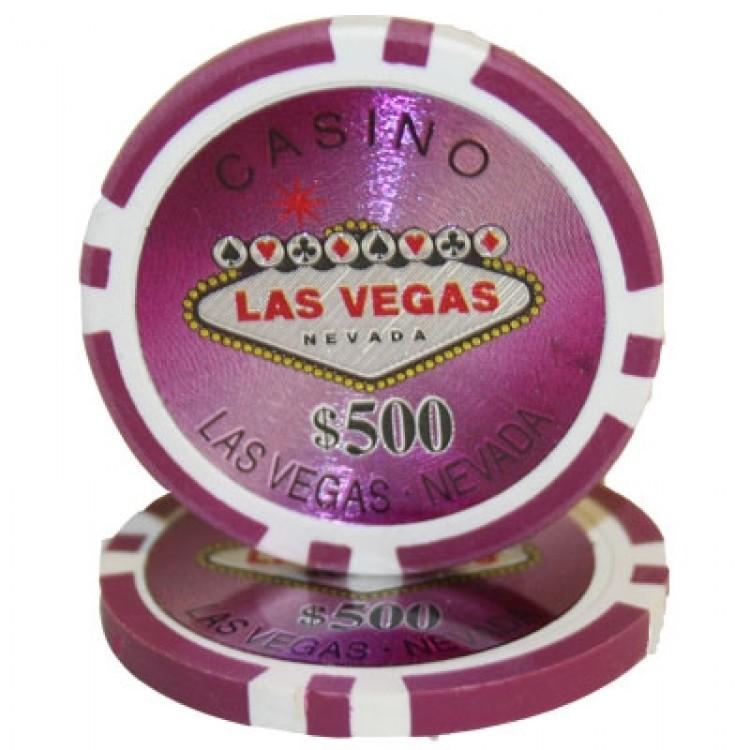 Roll of 25 - Las Vegas 14 gram - $500