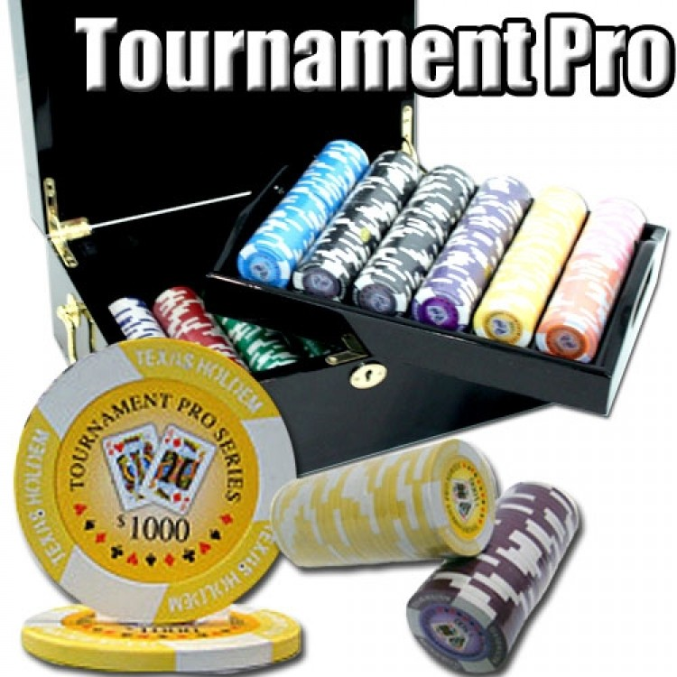 500 Ct - Pre-Packaged - Tournament Pro 11.5G - Mahogany