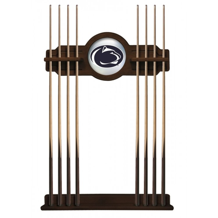 Penn State Nittany Lions Cue Rack in Navajo Finish