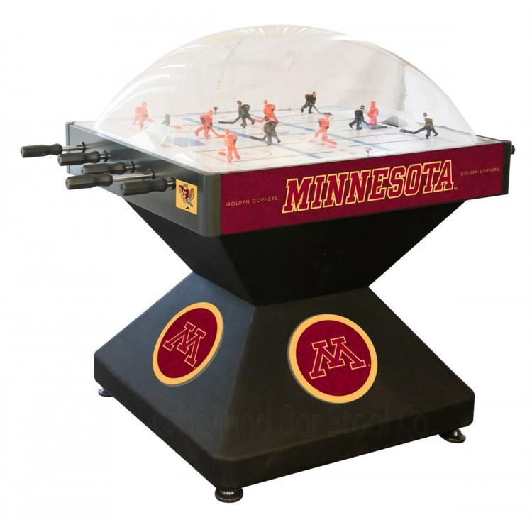 Minnesota Gophers Dome Hockey Table