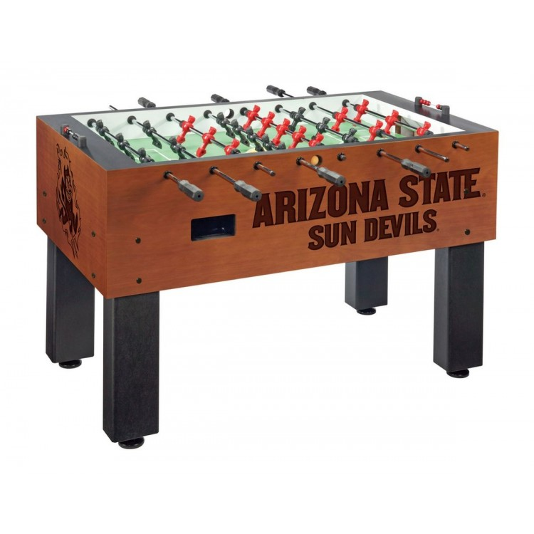 Arizona State University Chardonnay Foosball Table