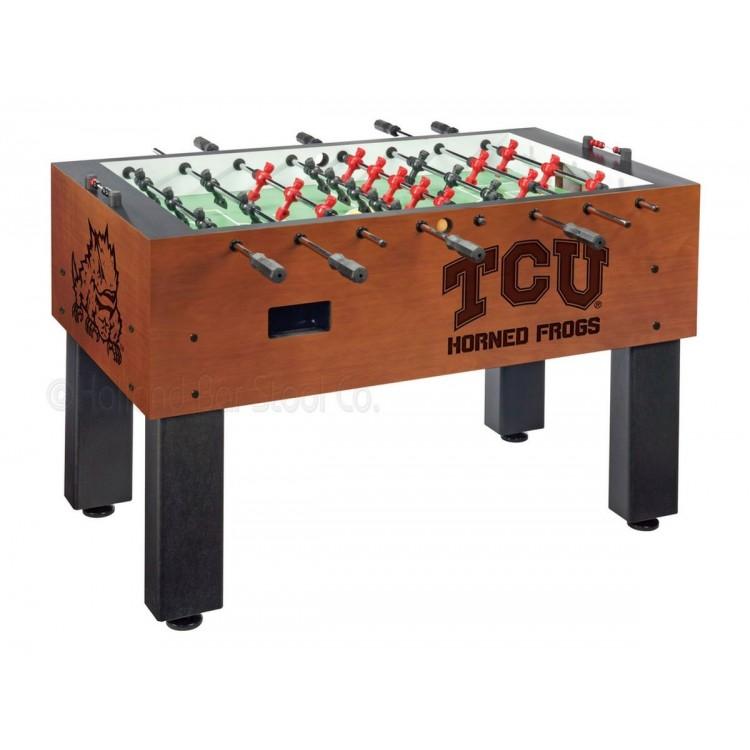 TCU Chardonnay Foosball Table