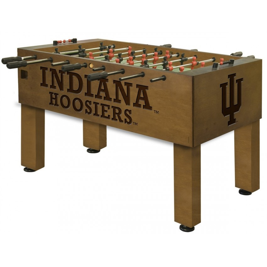 NCAA Indiana Hoosiers Billiard Table Cover Holland Bar Stool Co