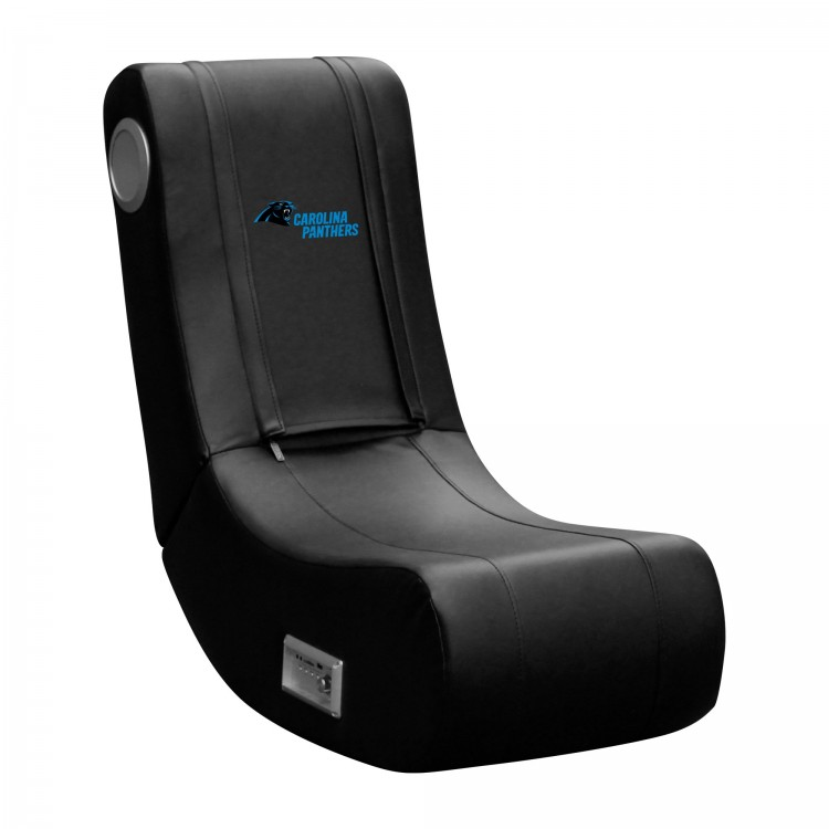 Carolina Panthers Game Rocker 100 with Panthers Secondary Logo