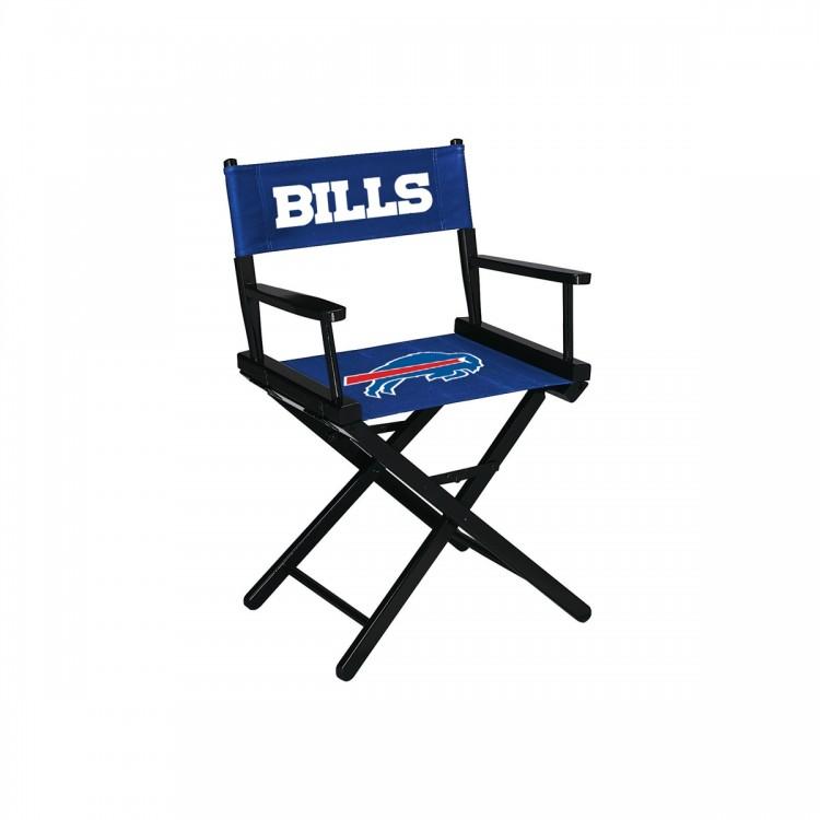 Buffalo Bills Table Height Directors Chair