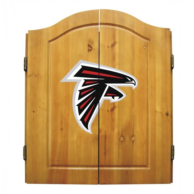 Atlanta Falcons Dart Cabinet