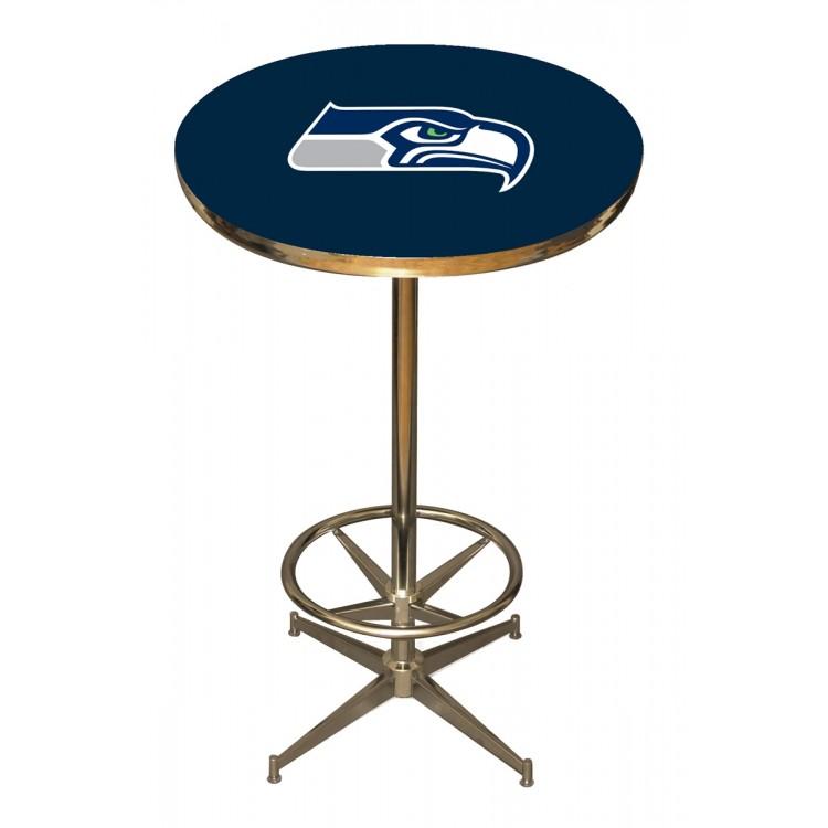 Seattle Seahawks Pub Table