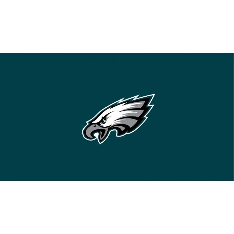 Philadelphia Eagles 8' Billiard Cloth