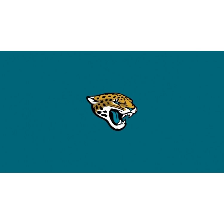 Jacksonville Jaguars 8' Billiard Cloth