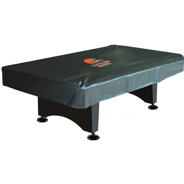 Cleveland Browns 8' Deluxe Pool Table Cover