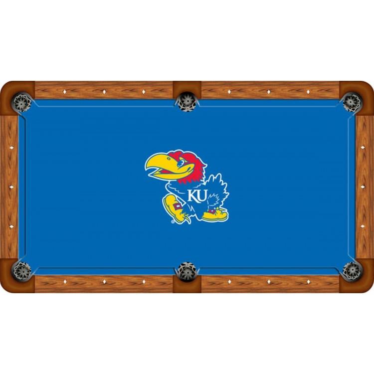 Kansas 8' Billiard Table Felt - Professional