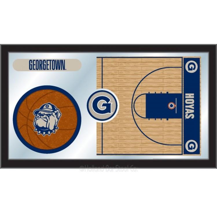 Georgetown Basketball Mirror