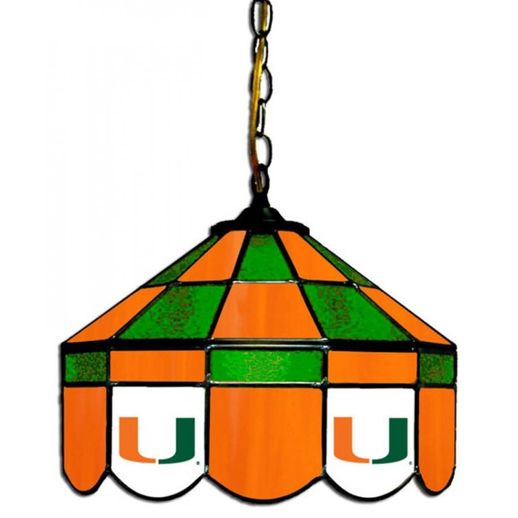 "Miami 14"" Executive Swag Hanging Lamp"