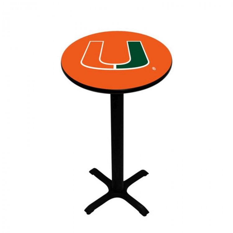Miami Pedestal Pub Table