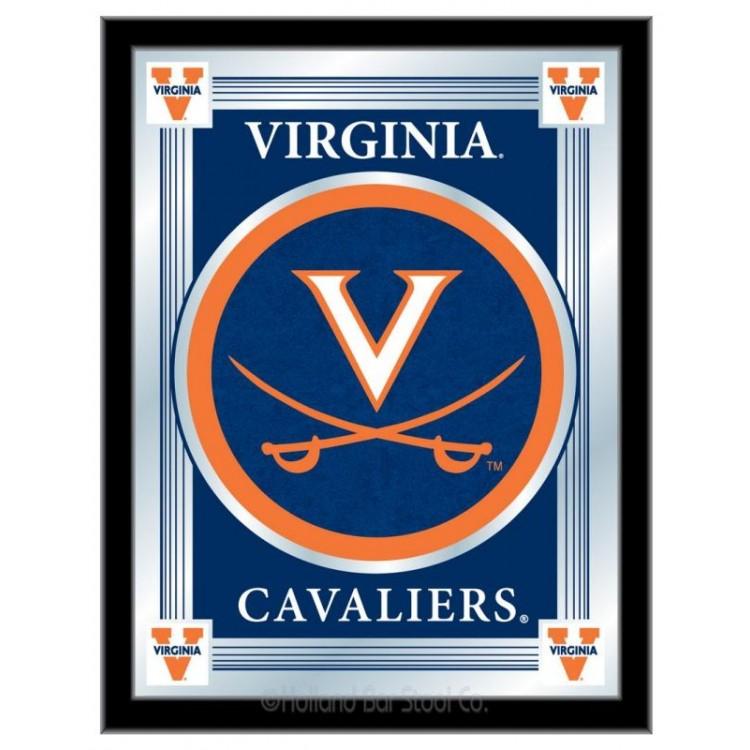 Virginia Cavaliers Logo Mirror