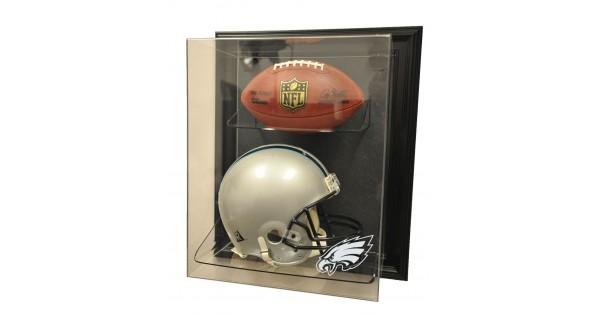 827b31c1 Philadelphia Eagles Helmet and Football