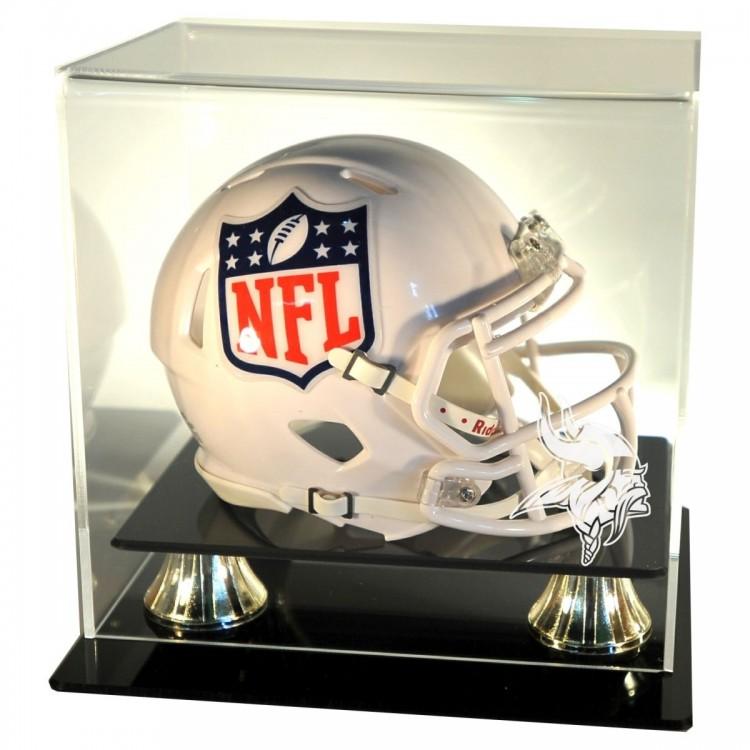 Minnesota Vikings Coach's Choice Mini Helmet