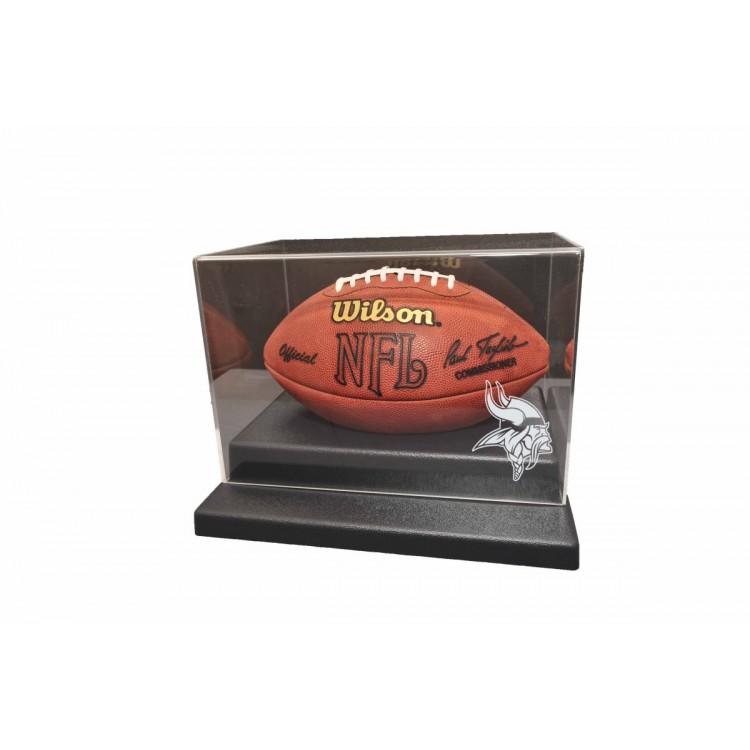 Minnesota Vikings Liberty Value Football Display