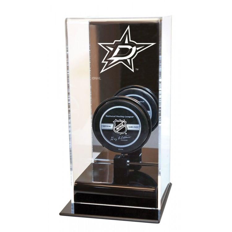 Dallas Stars High Rise Puck Display