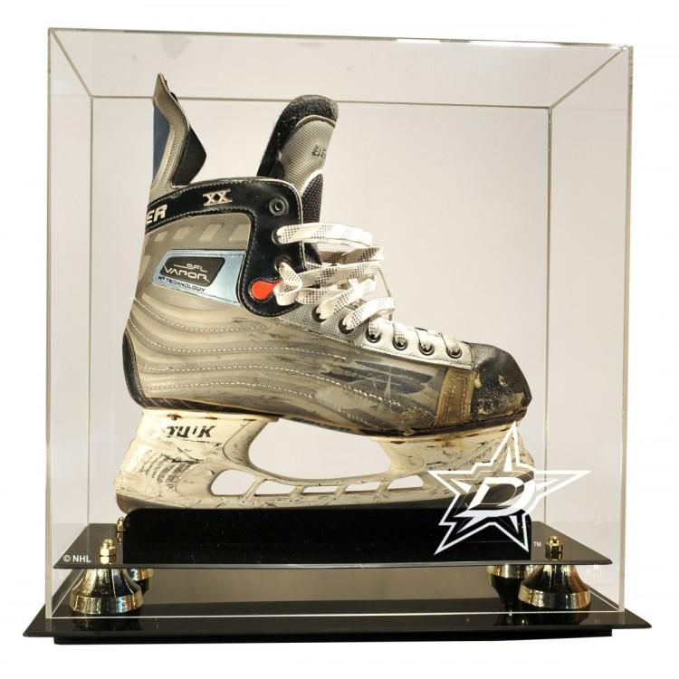 Dallas Stars Deluxe Single Skate Display Case