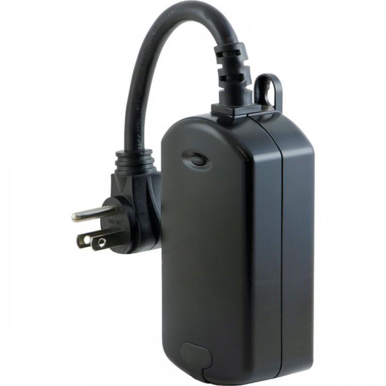 GE 12720 Z-Wave(R) 120-Volt Outdoor On/Off Plug-In Module