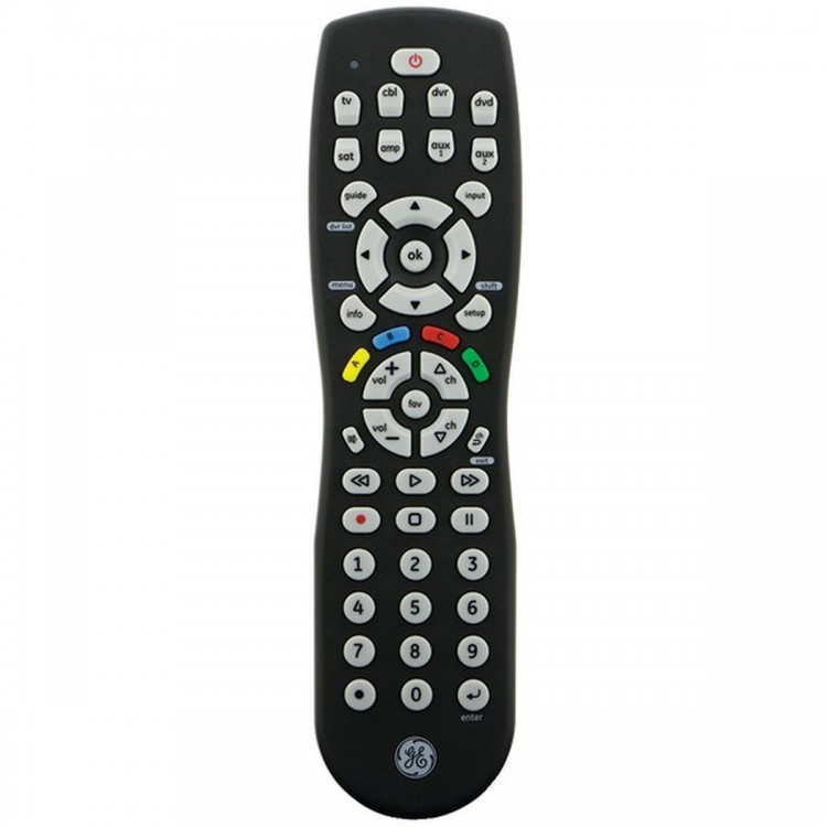 GE 24927 8-Device IR Universal Remote